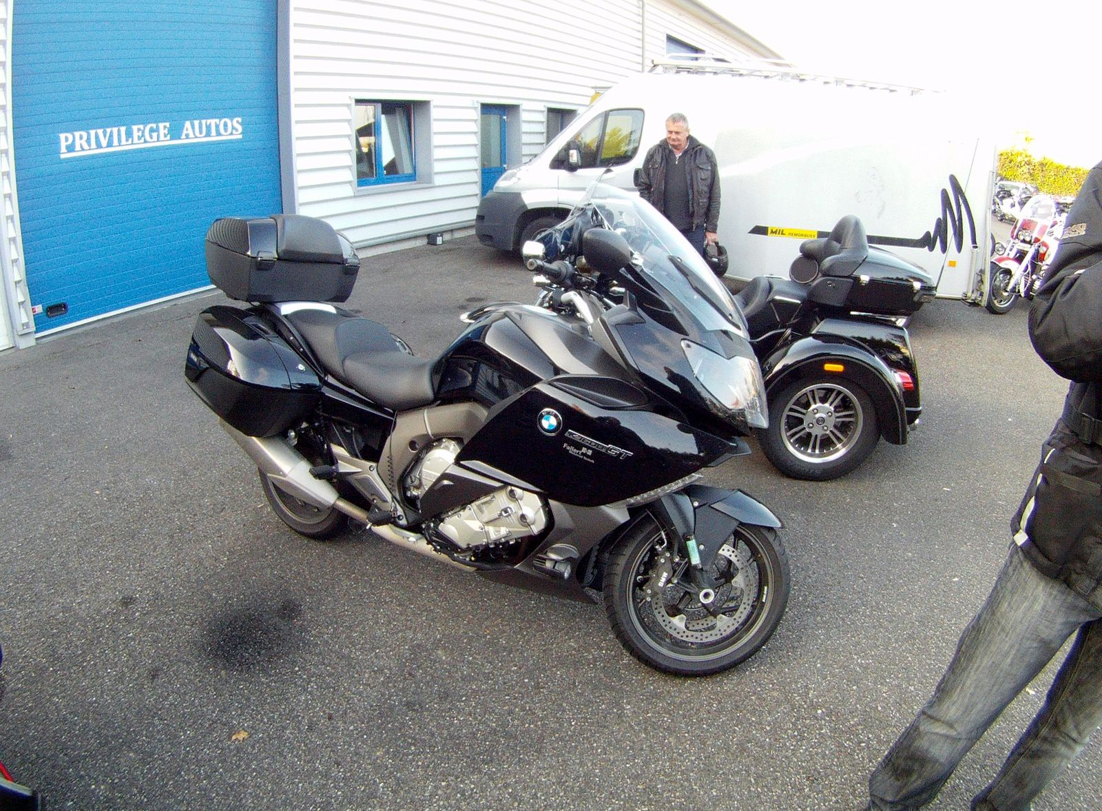 rencontre goldwing