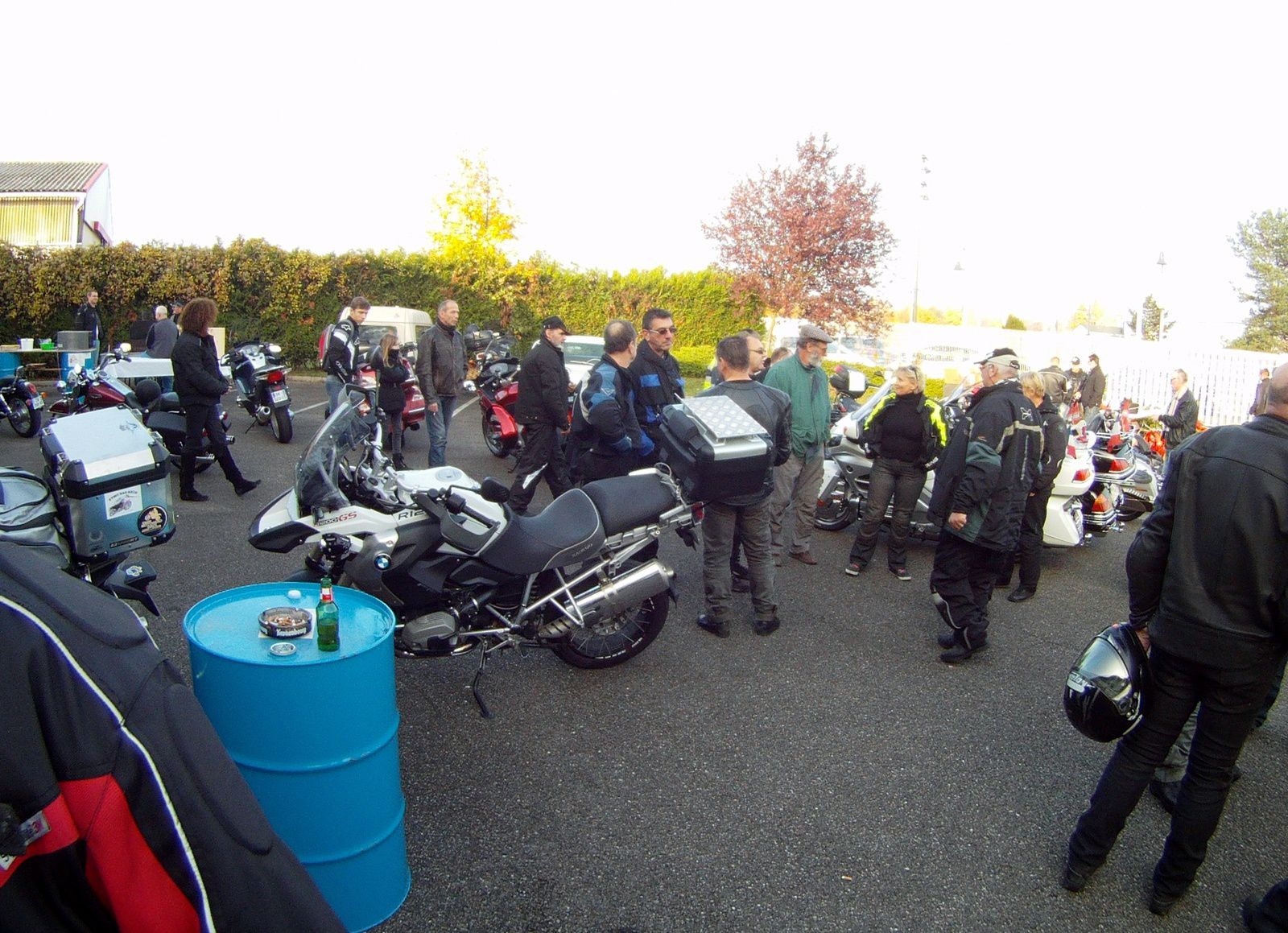 Rencontre goldwing 2015