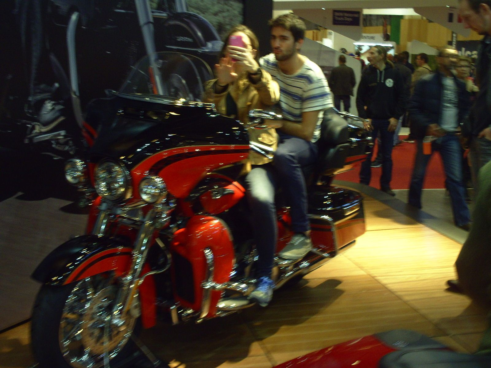 HARLEY EN FORCE