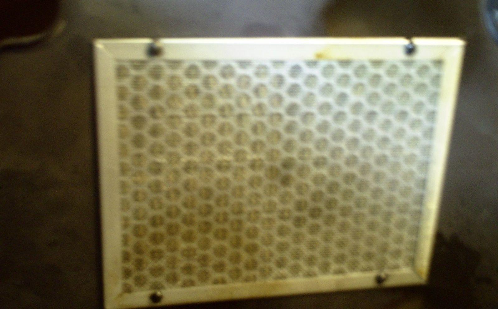 Deauville 650 - Changer les filtres à air......