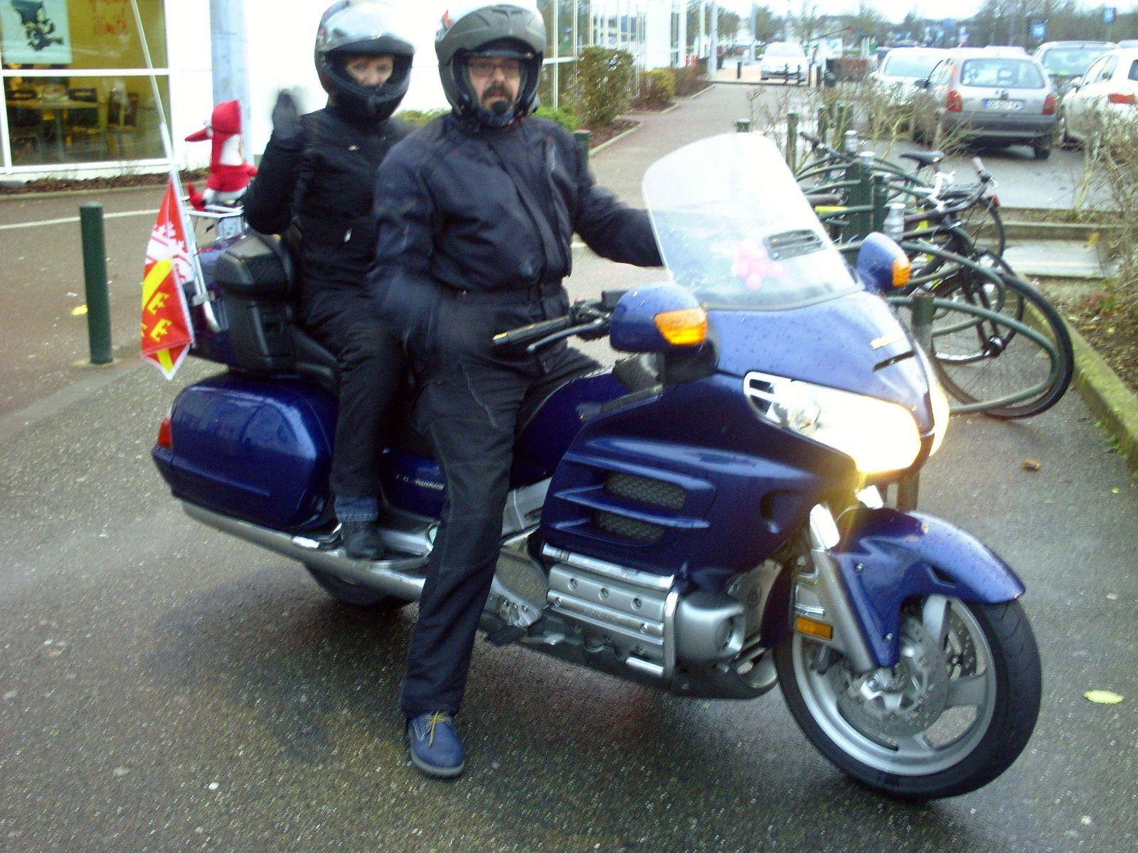 Goldwing - Réunion hivernale du Unserbande 2016