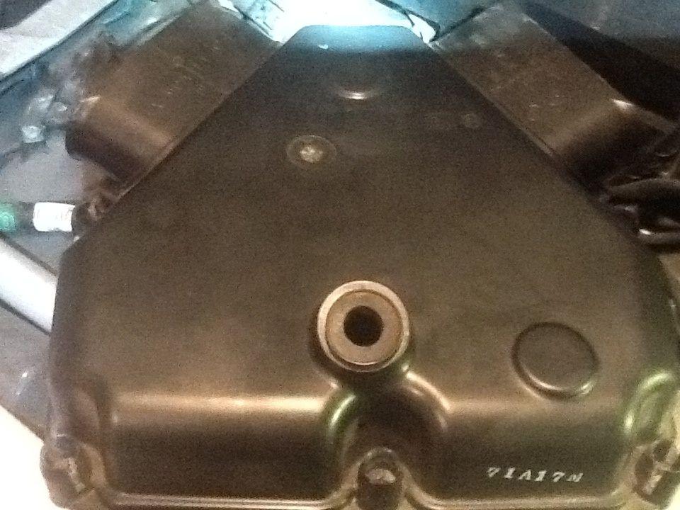 Goldwing 1800 - Remonter après le changement du filtre à air KN (3ème partie)