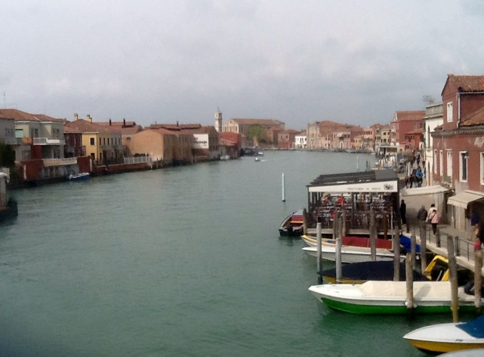 ON QUITTE MURANO