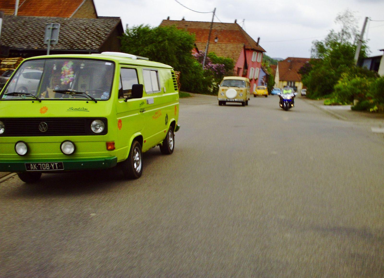 Goldwing Unsersbande - Concentre Cox Molsheim 2016