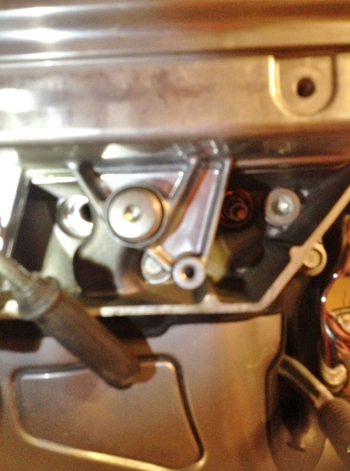 Goldwing - Changer les bougies or change parks plugs goldwing 1800