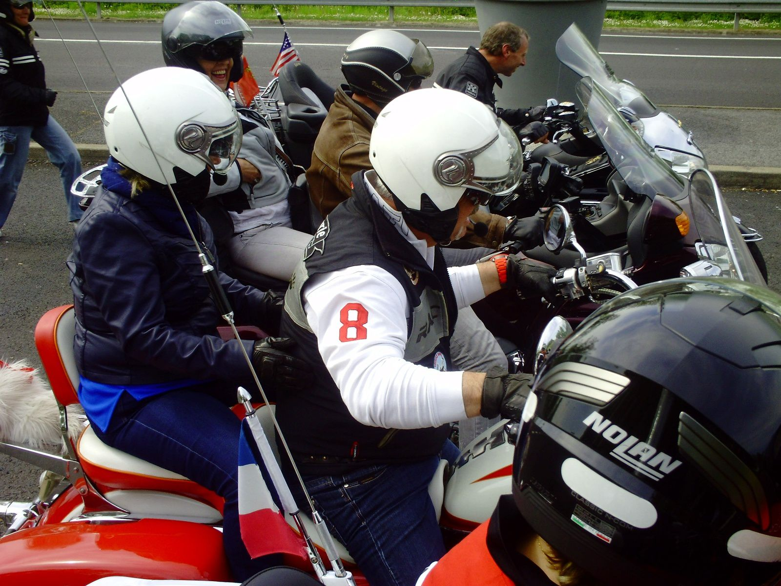 Goldwing - Week-end de 4 jours en Champagne en moto 3/4