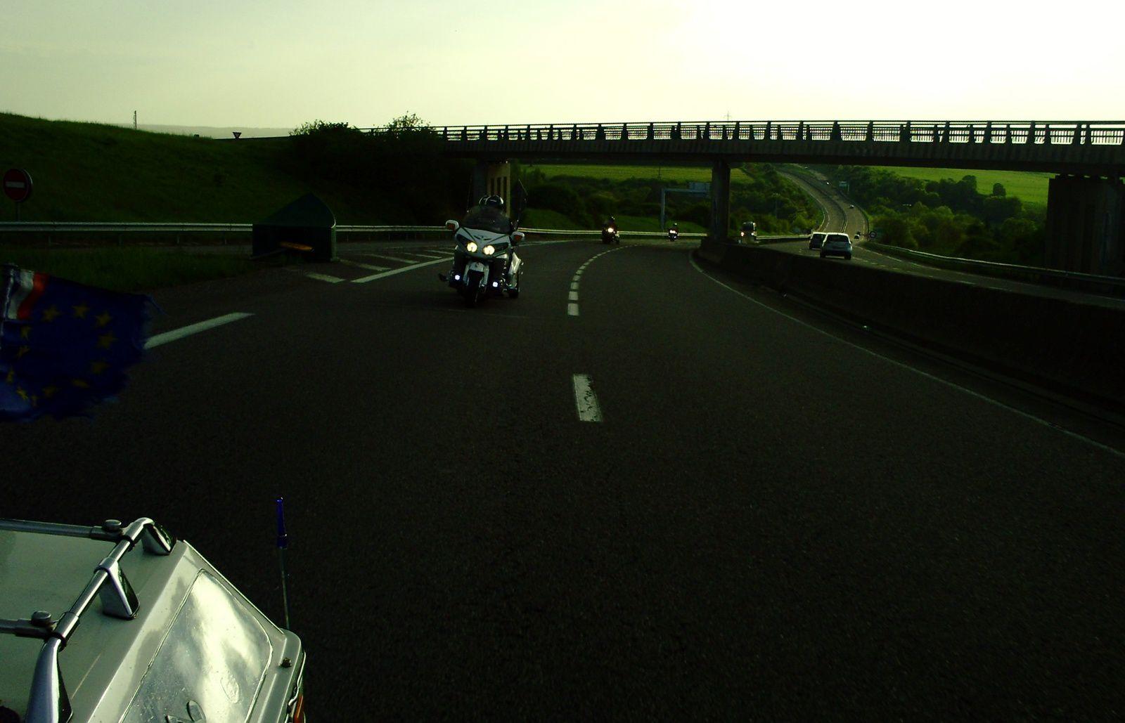 Goldwing - Week-end de 4 jours en Champagne en moto 4/4