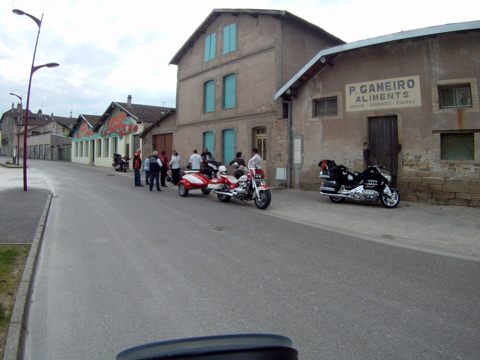 Goldwing - Week-end de 4 jours en Champagne en moto 4/4