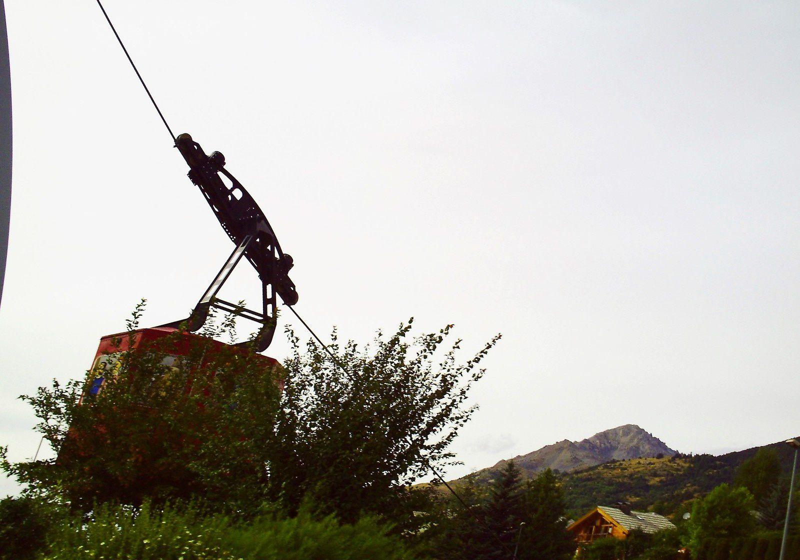 Goldwing - Notre voyage dans les Hautes-Alpes en Goldwing 1800 et Varadero 125 - 2ème jour 3/3