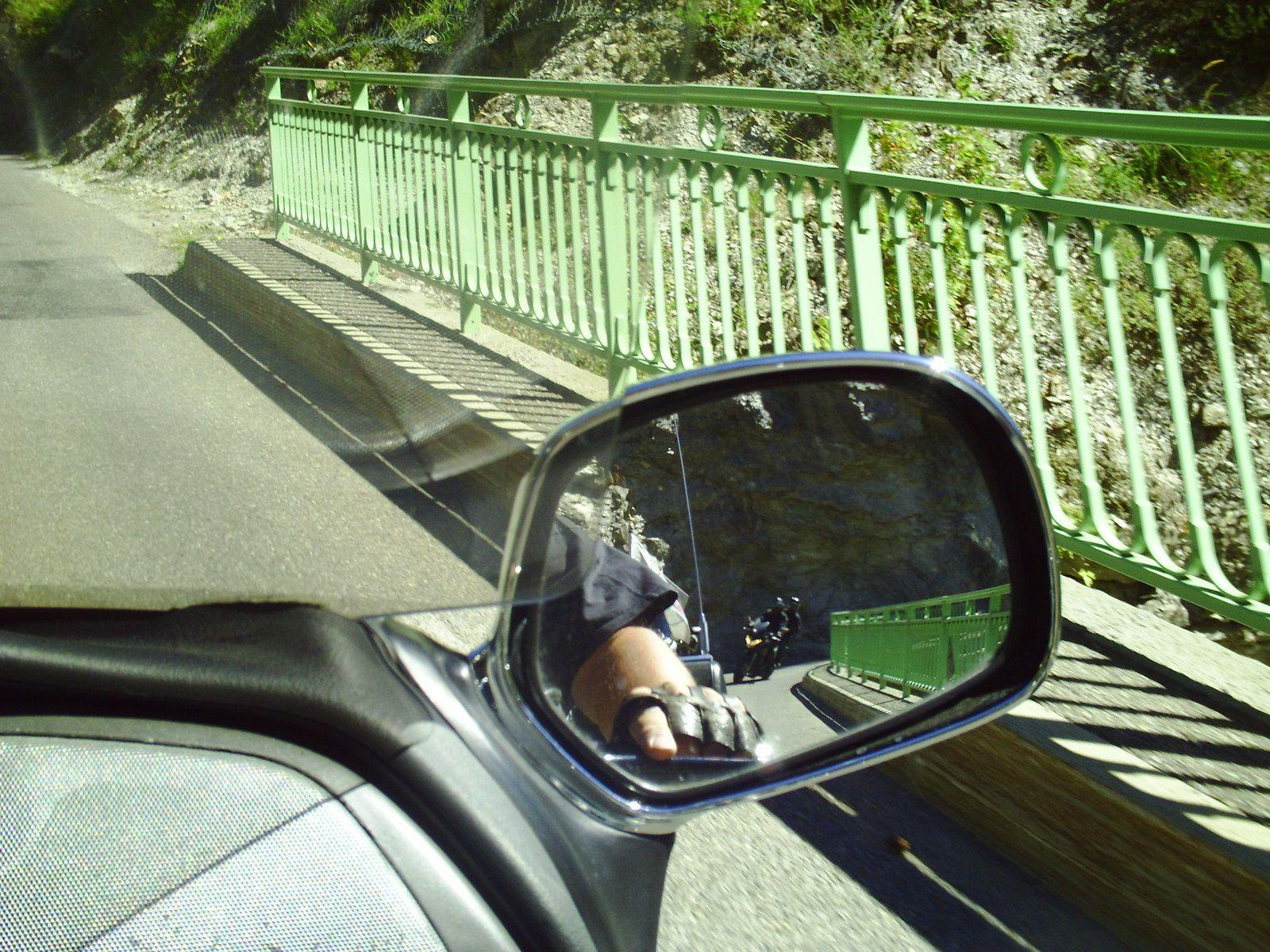 Goldwing - Notre voyage dans les Hautes-Alpes en Goldwing 1800 et Varadero 125 - 4ème jour 1/2
