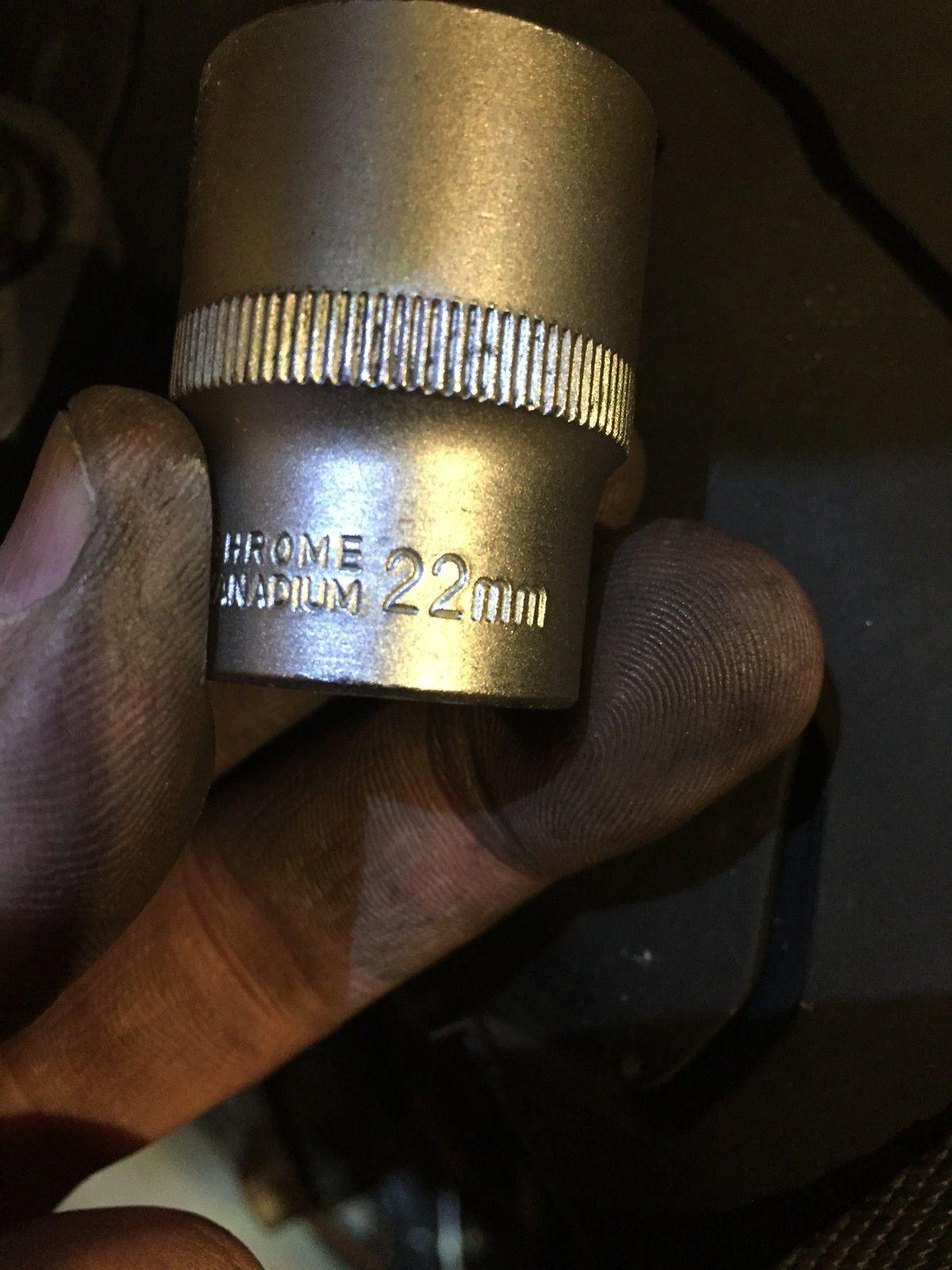 Goldwing Unsersbande - vidange de la fourche sur une 1800 - Le démontage