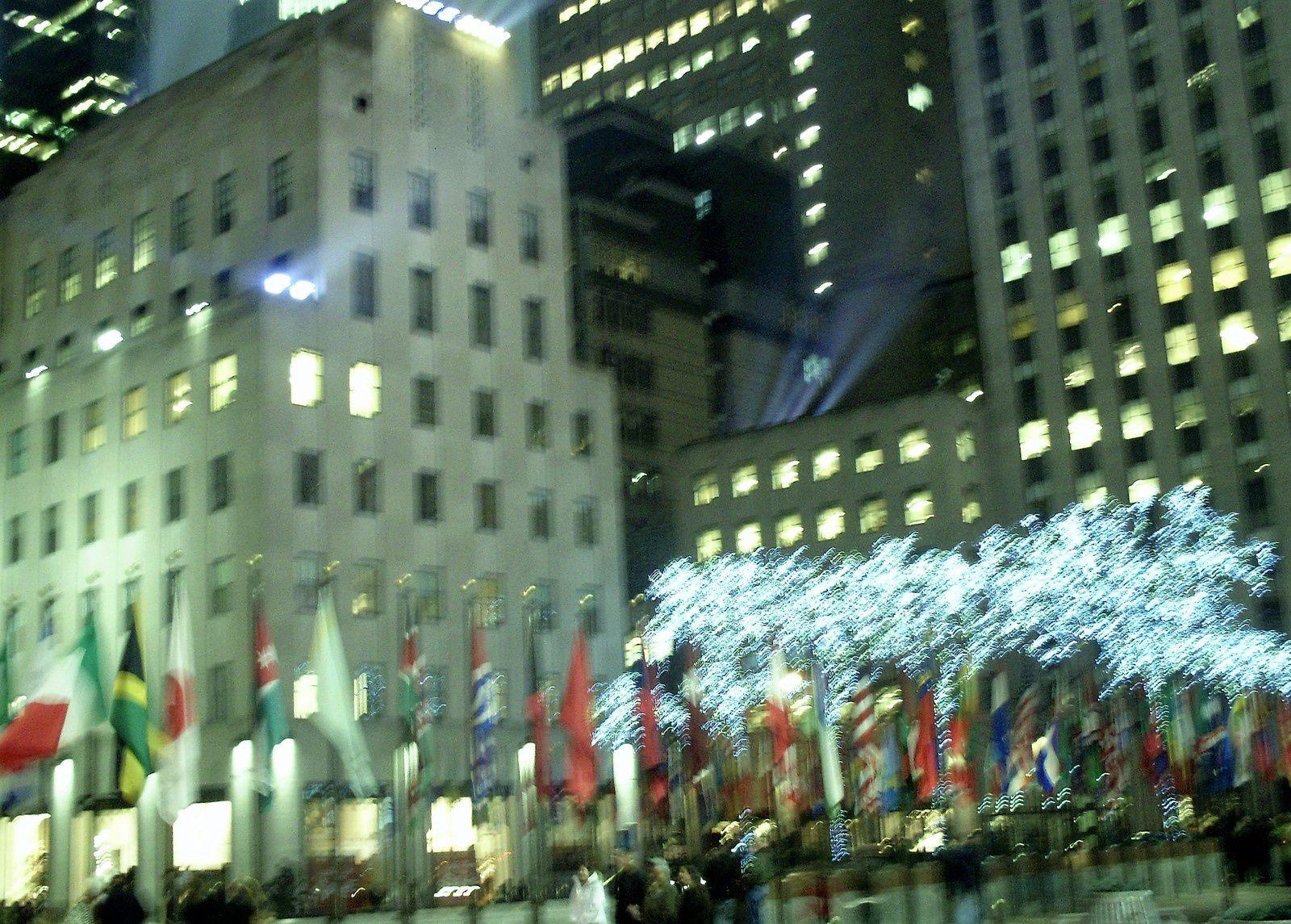 Goldwing Unsersbande  - notre découverte de New york en 4 nuits - 1er jour arrivée
