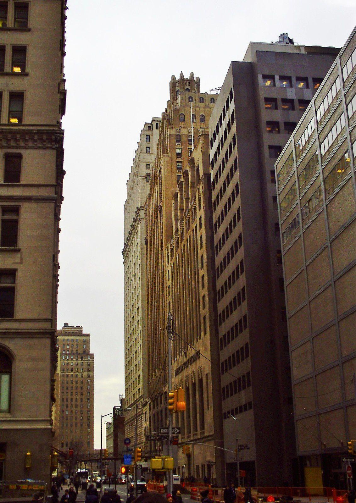 Goldwing Unsersbande  - notre découverte de New york en 4 nuits - 2ème jour