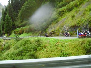 Goldwing Unsersbande - l'Autriche du côté de Nauders, le Stelvio et Livigno 4/4