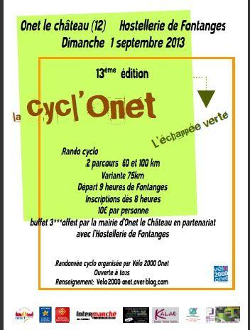 CYCLONET - LE 01/09/2013