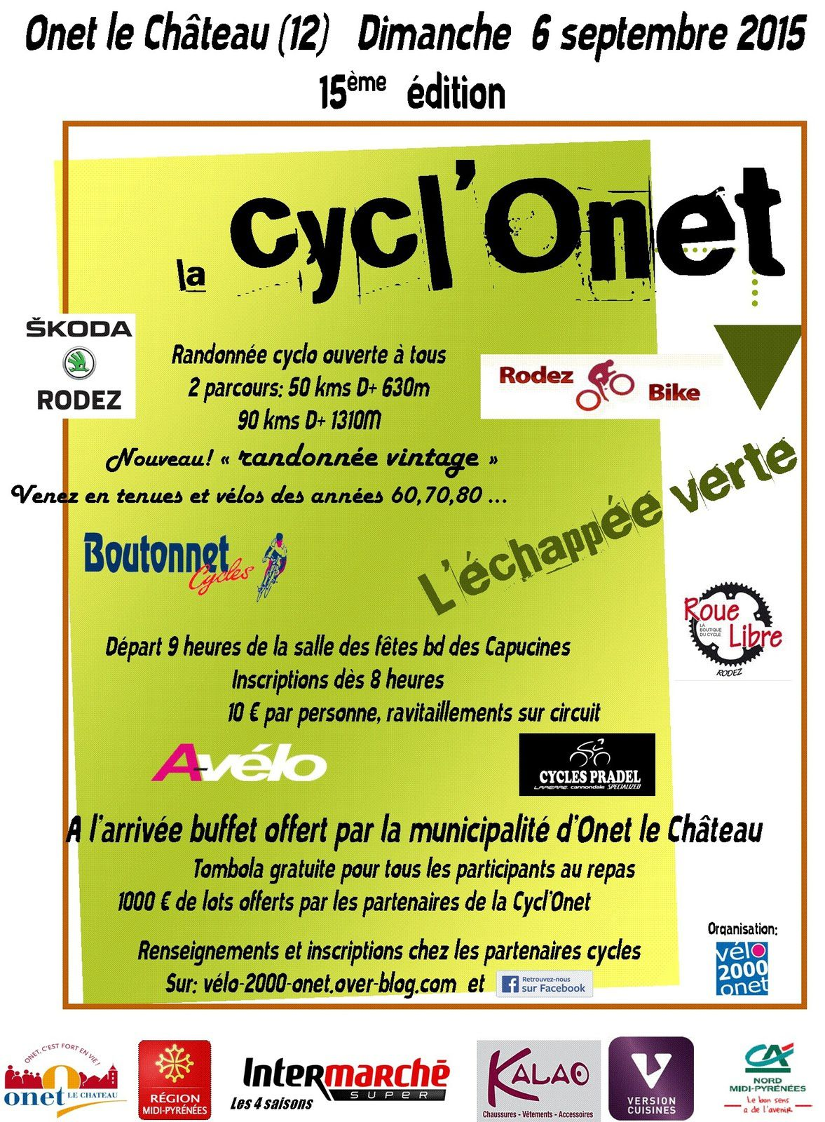 CYCL'ONET 2015
