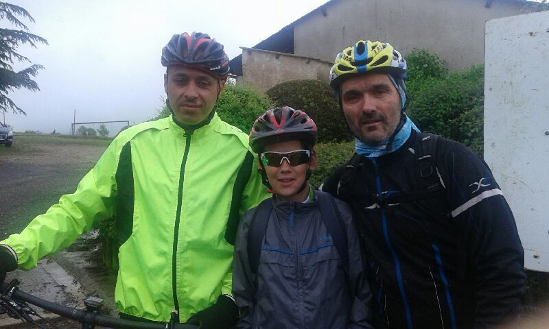 RANDO CAUSSE CAUSSE A GAGES 29/05/2016