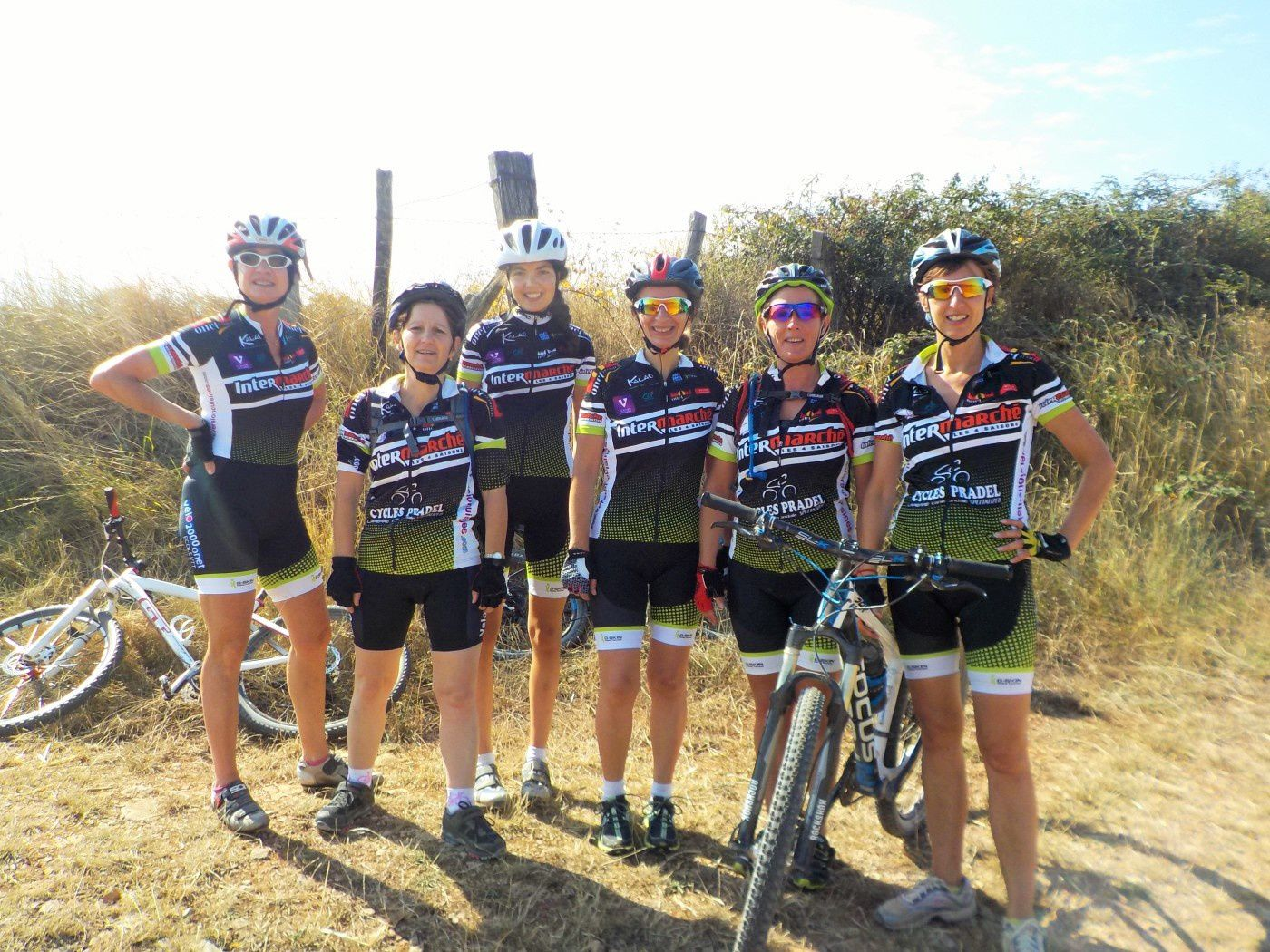 ECOLE VTT + SECTION FEMININES 10/09/2016