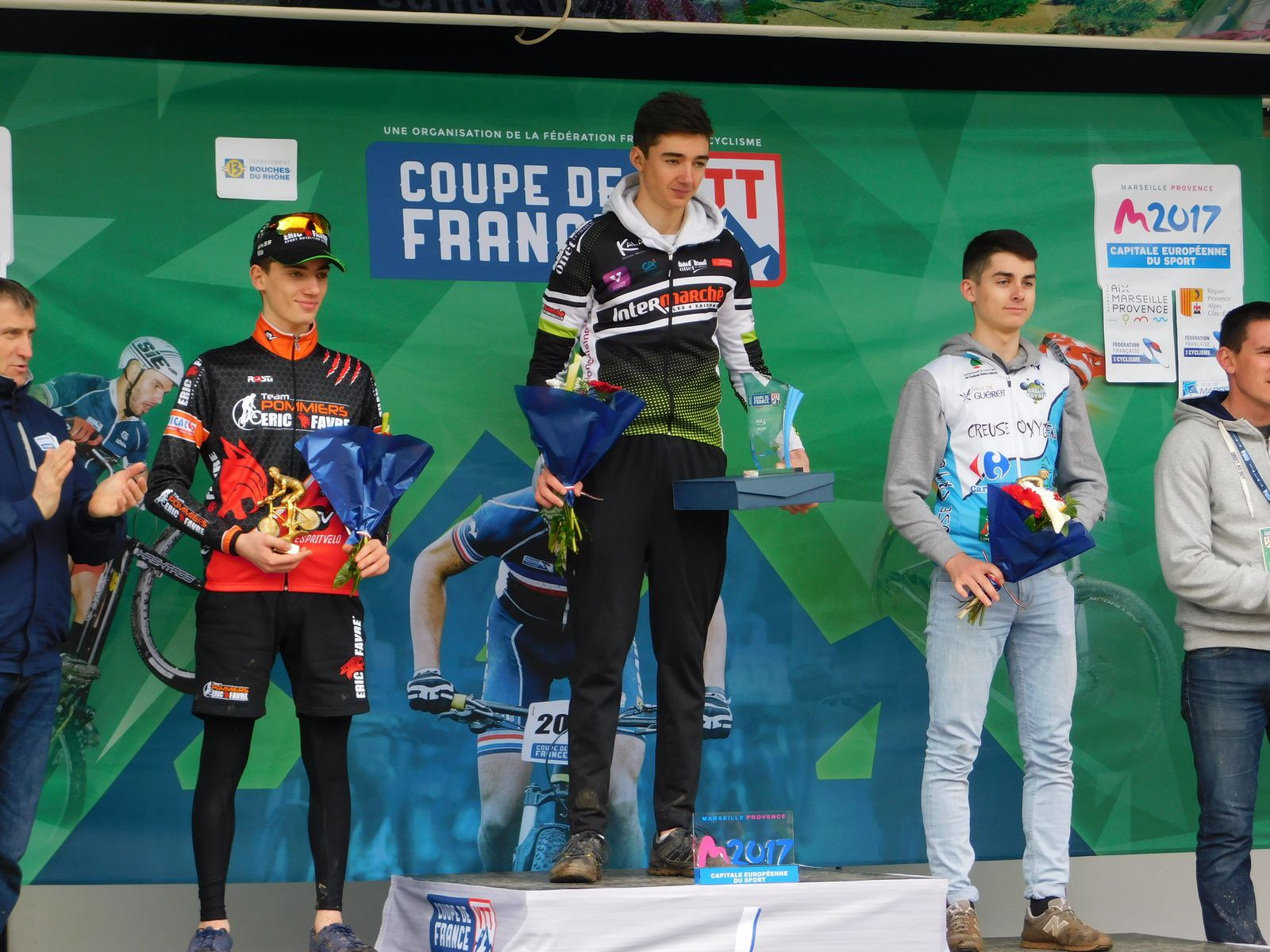 COUPE DE FRANCE XCO MARSEILLE 25/03/2017