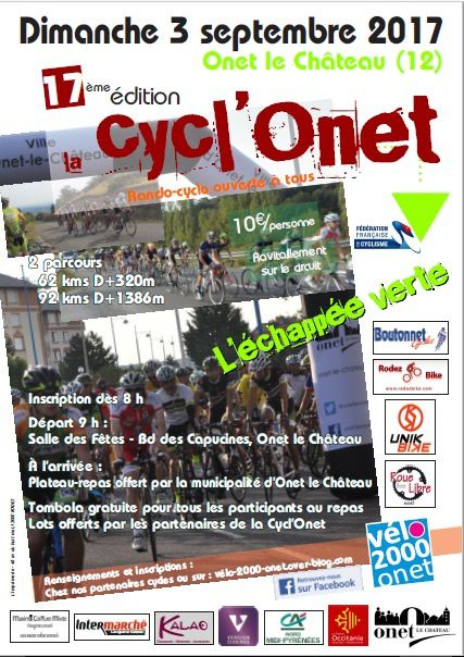 CYCL'ONET 2017