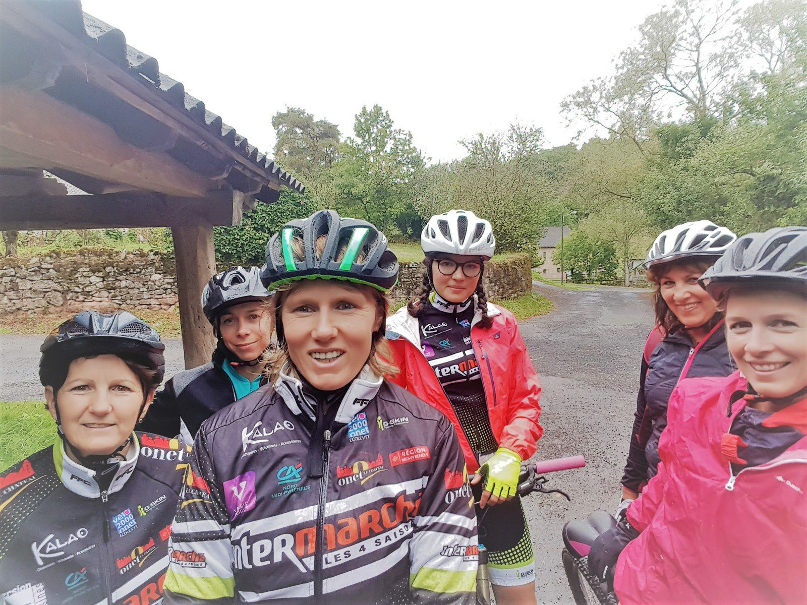 REPRISE ECOLE VTT + SECTION FEMININE 09/09/2017