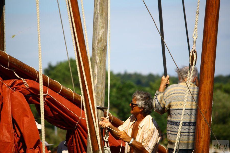 Bateaux à la Forêt Fouesnant suite