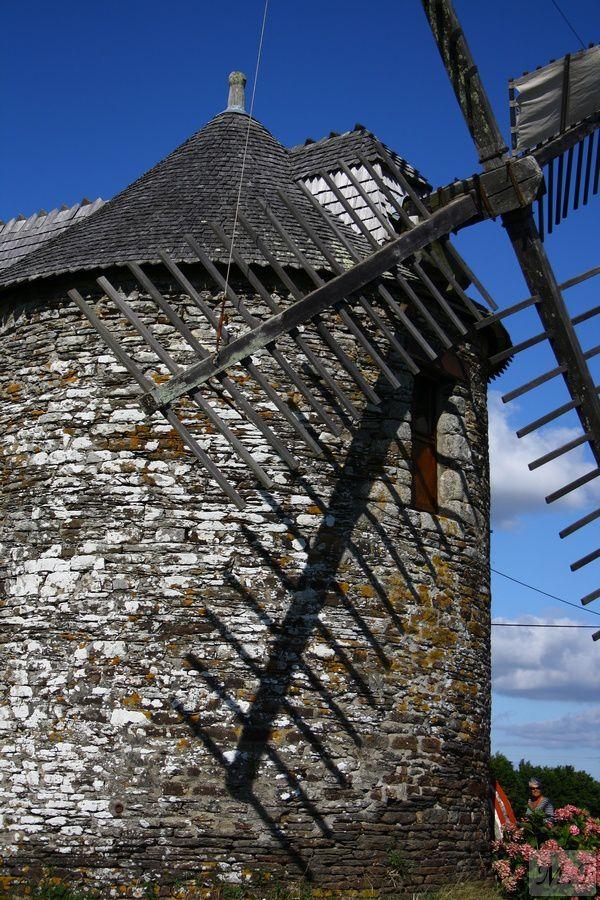 Moulin de Kercousquet à Clohars Carnoët