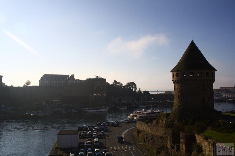 La Tour Tanguy à Brest même
