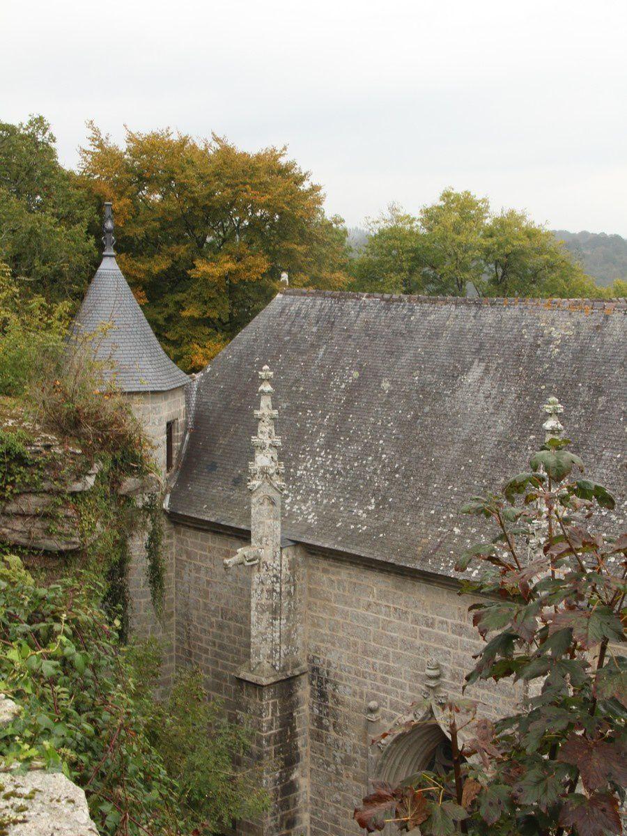 Le Faouët Sainte Barbe