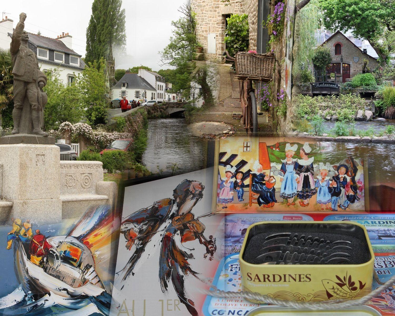 Souvenirs de Pont-Aven