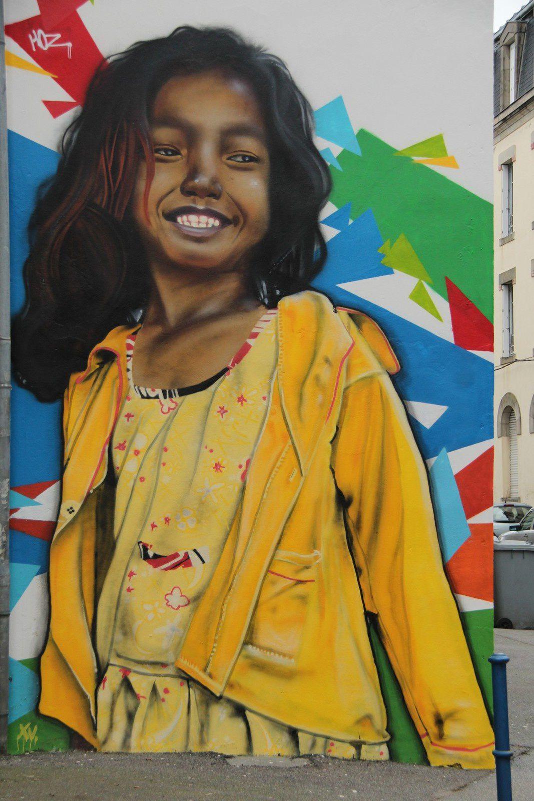 Art de la rue - Quimper