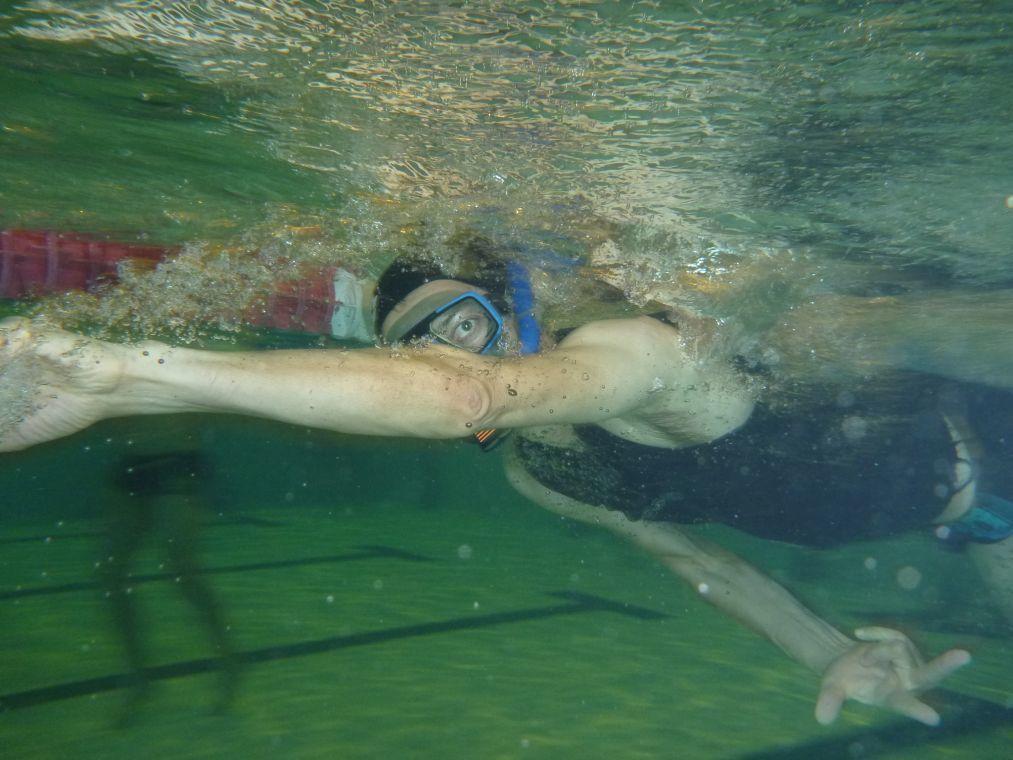 29 Juin : dernière séance piscine à  Aqualone