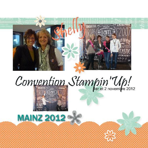 Mds: Convention Stampin'up! 2012