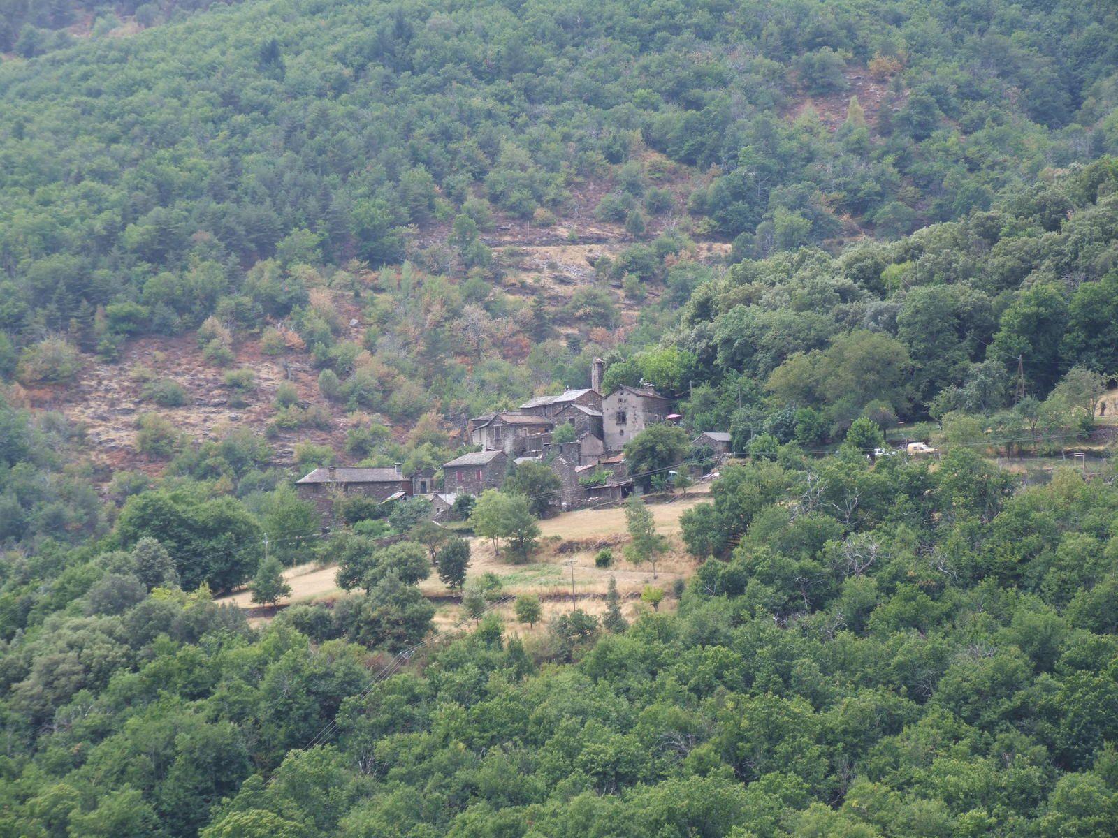 Au cœur de la Cévenne des Gardons :   la vallée Française et le pays de Calberte