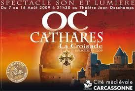 Se Canta dans le spectacle OC Cathares