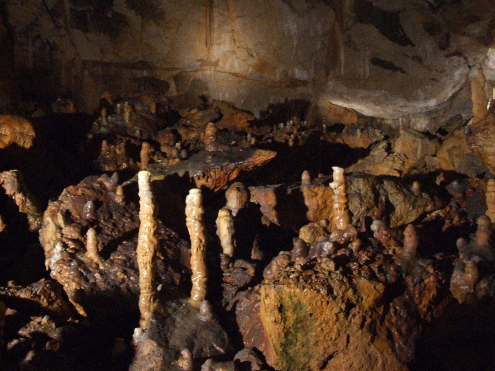 La grotte de Dargilan