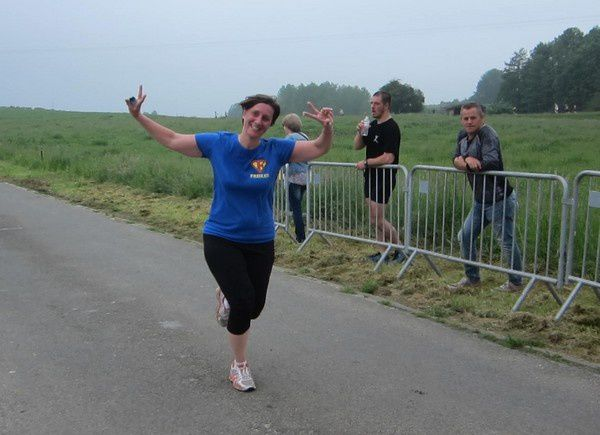 24ème jogging de Bioul en 2016.