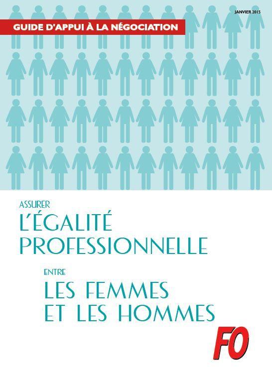Égalité au travail : femmes/hommes