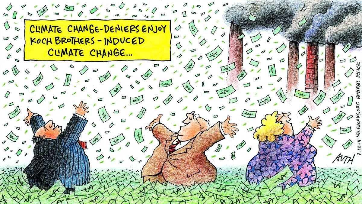 Réchauffement climatique : pourquoi c'est facile d'y croire