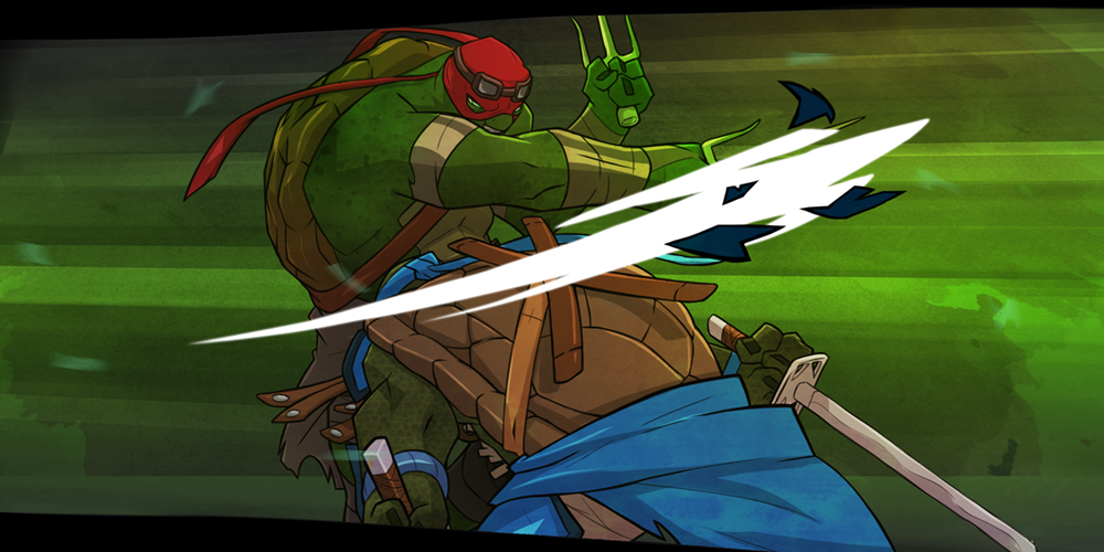 #TMNT #TeenageMutantNinjaTurtle #Videogame #artwork