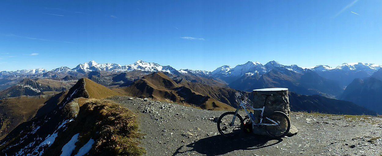 Un tour au Mont Jovet