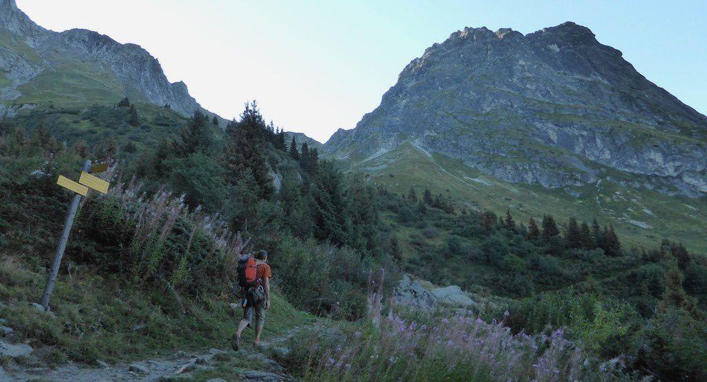 Escaladounette en Savoie…