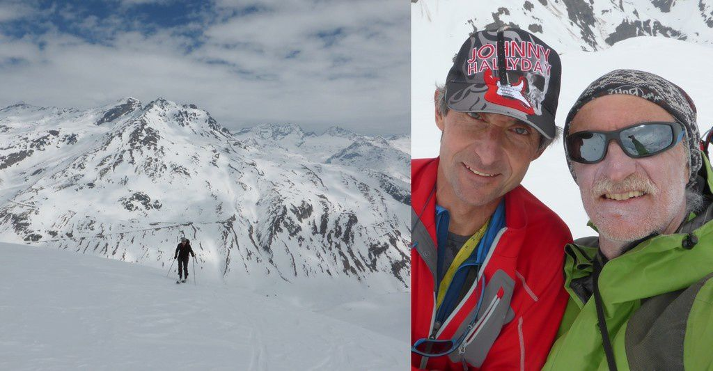 Journée de &quot&#x3B;mauvais temps&quot&#x3B; en Haute Maurienne