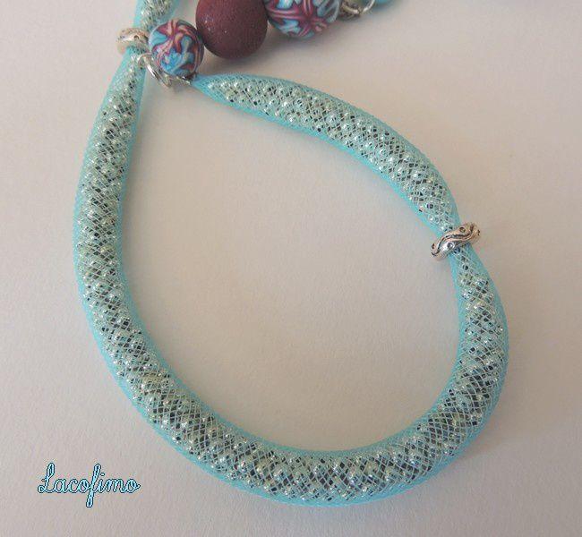 Echange de perles