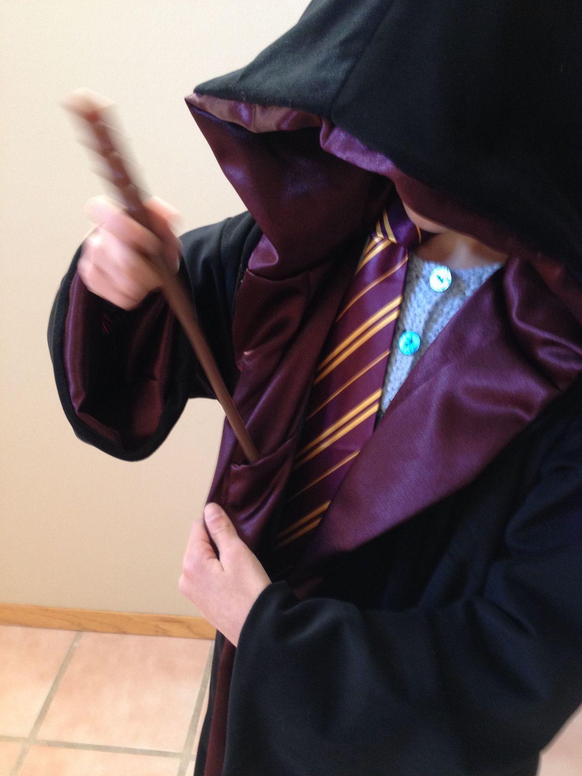 Hermione Granger et un Death Eater