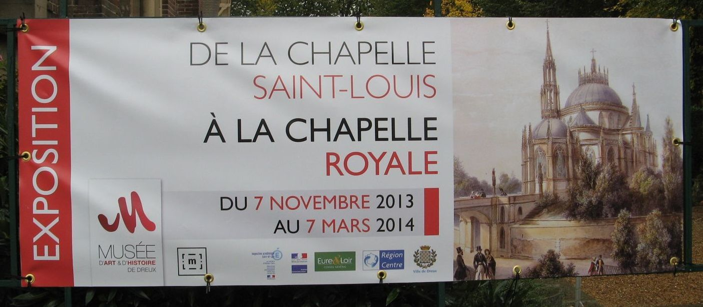 DE L'EVOLUTION D'UNE CHAPELLE DEVENUE ROYALE.