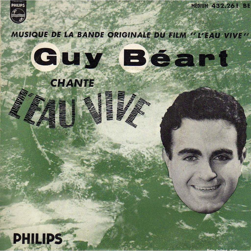 Guy BEART- L'EAU VIVE NE COULE PLUS