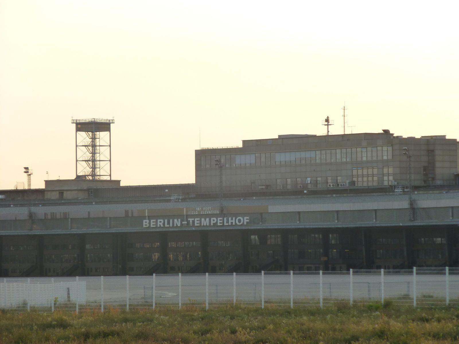 Tempelhof, l'envol assuré