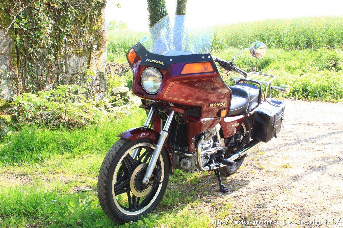 Ma Honda GL 500 Sylver Wing