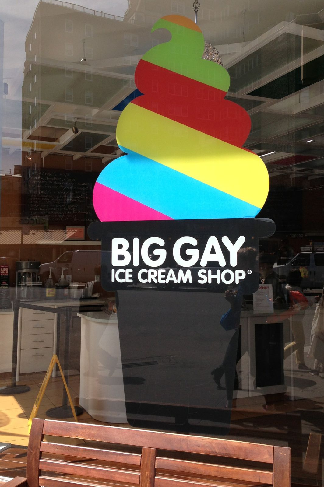 Big Gay Icecream à NYC